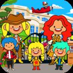 My Pretend Family Mansion - Big Friends Dollhouse icon