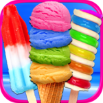 Rainbow Ice Cream & Popsicles icon