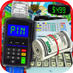 Credit Card & Shopping - Money & Shopping Sim FREE icon