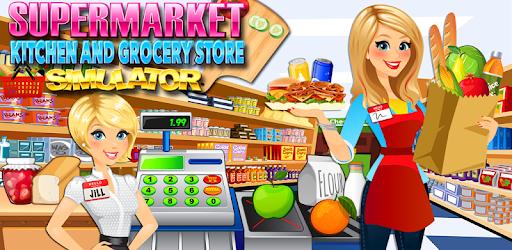 Supermarket Kitchen & Grocery Cooking Games pc screenshot