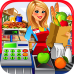 Supermarket Kitchen & Grocery Cooking Games icon