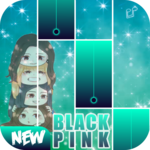 BLACKPINK Chibi Piano Tiles icon