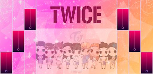 TWICE Chibi Piano Tiles pc screenshot