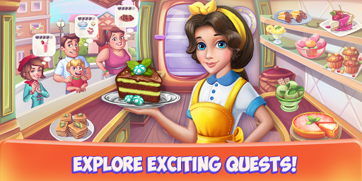Restaurant: Kitchen Star APK screenshot 1