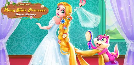 Long Hair Princess Wedding pc screenshot