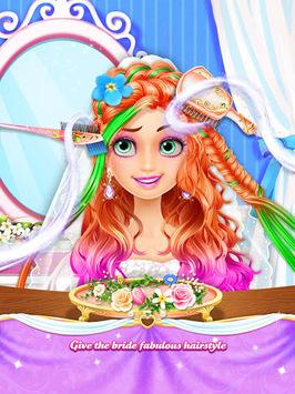 Long Hair Princess Wedding APK screenshot 1