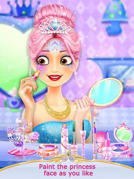 Princess Salon 2 - Girl Games APK screenshot 1