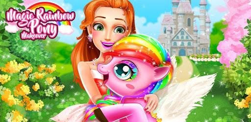 Rainbow Pony Makeover pc screenshot