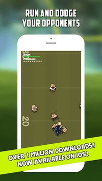 Football Dash APK screenshot 1