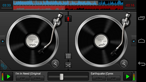 DJ Studio 5 - Free music mixer APK screenshot 1