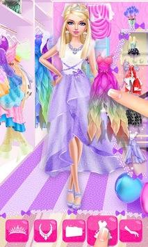 Princess Prom Night - Dress Up APK screenshot 1