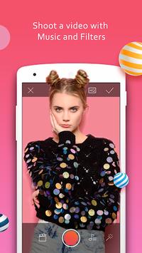 Video Editor, Video Maker With Music Photos & Text APK screenshot 1