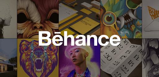 Behance pc screenshot