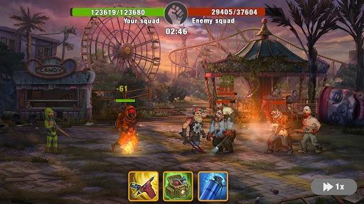 Zero City: Last bunker. Shelter & Survival Games APK screenshot 1