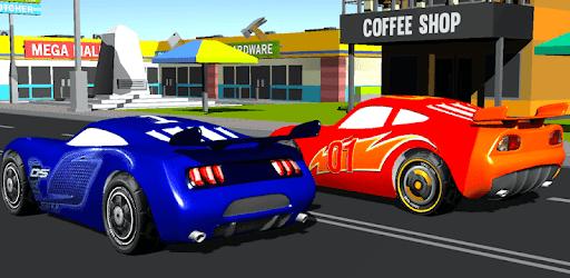 Super Kids Car Racing In Traffic pc screenshot