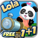 Lola's Math Train - Learn 1+1 icon
