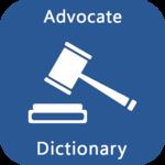 Advocate Dictionary icon