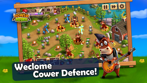 Cower Defense APK screenshot 1