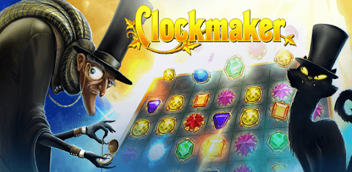 Clockmaker - Match 3 Mystery Game pc screenshot