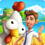 Funky Bay - Farm & Adventure game icon