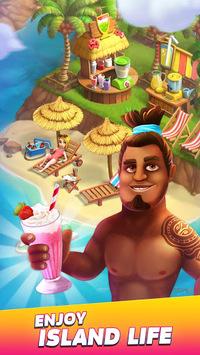Funky Bay - Farm & Adventure game APK screenshot 1