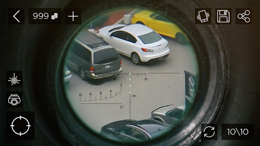 Gun Camera 3D Simulator APK screenshot 1