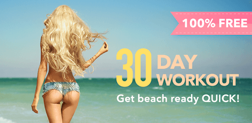 30 Day Workout: Fast Home Weight Loss & Diet Plans pc screenshot