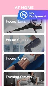 30 Day Workout: Fast Home Weight Loss & Diet Plans APK screenshot 1
