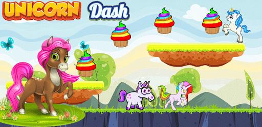 Unicorn Dash Attack pc screenshot
