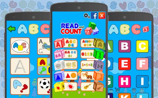 Read and Count APK screenshot 1