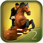 Jumping Horses Champions 2Free for pc icon
