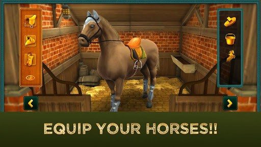 Jumping Horses Champions 2Free APK screenshot 1