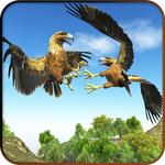 Eagle-Simulators 3D Bird Game icon