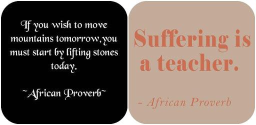 Best African Proverbs pc screenshot