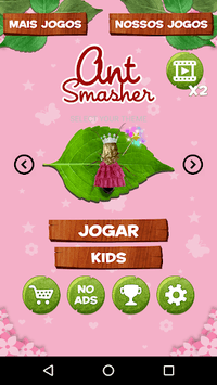 Ant Smasher by Best Cool & Fun Games APK screenshot 1