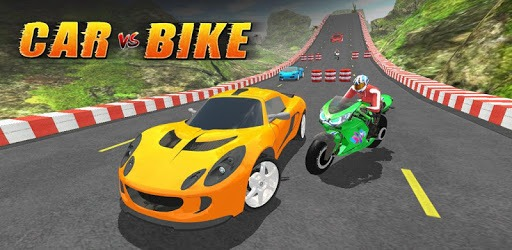 Car vs Bike Racing pc screenshot