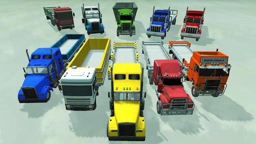 Truck Driving Uphill - Loader and Dump APK screenshot 1