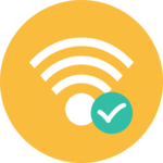 Free WiFi Connect Internet Connection Find Hotspot icon