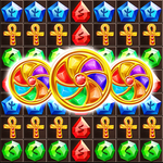 Diamond Match Egypt Treasure APK icon