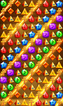 Diamond Match Egypt Treasure APK screenshot 1
