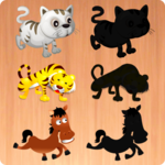 Animals Puzzles icon