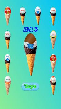 Ice Cream Surprise Eggs APK screenshot 1