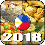 150+ Filipino Food Recipes APK icon