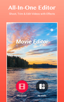 Video Maker with Music, Photos & Video Editor APK screenshot 1