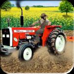 Farm Tractor Harvester & Seeding Simulator 3d icon