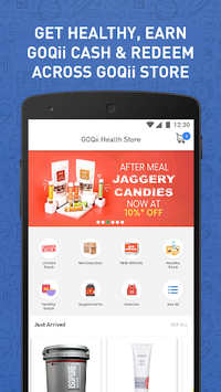GOQii - Smart Preventive Healthcare APK screenshot 1