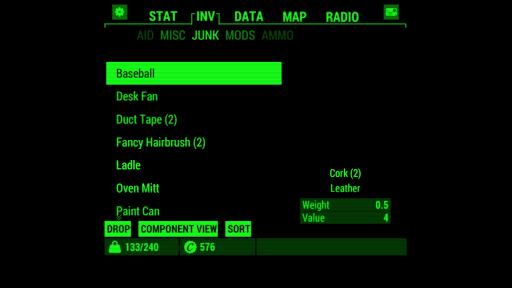 Fallout Pip-Boy APK screenshot 1