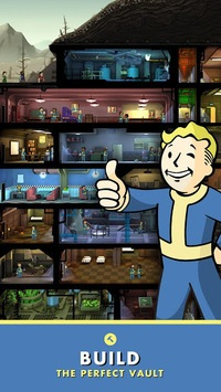 Fallout Shelter APK screenshot 1