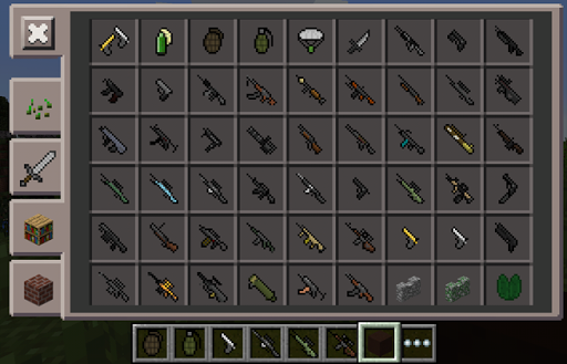 Guns for Minecraft APK screenshot 1