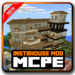 Insta House for Minecraft icon